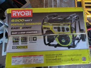New Ryobi generator for Sale in Tamarac, FL
