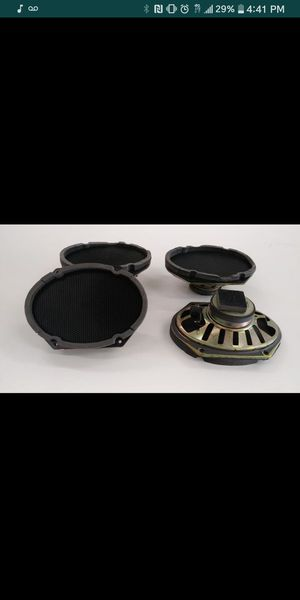 Ford car audio stock speakers 6x8 for Sale in Turlock, CA