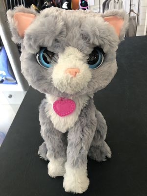 FurReal friends Bootsie the Cat from hasbro for Sale in Melrose Park, IL