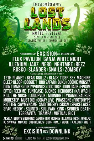 Lost Lands Ga Tickets 150 for Sale in Thornville, OH