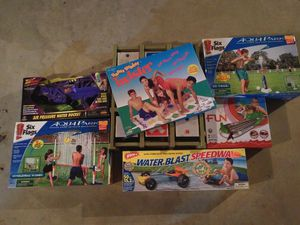 Summer water toys for Sale in Sterling, VA