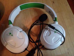 Turtle beach. Gaming headphones for Sale in Medina, OH