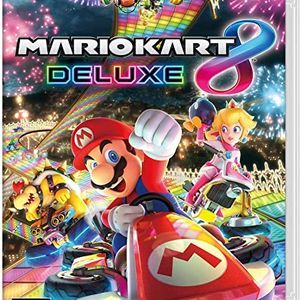 Mario Kart 8 Deluxe For Nintendo Switch for Sale in Sun City West, AZ
