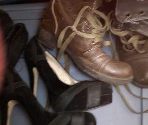 Shoes,belts for Sale in St. Petersburg, FL
