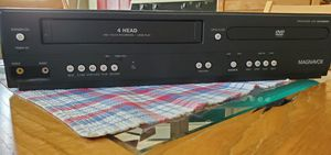 Magnavox Combo VCR/DVD Player for Sale in Providence, RI