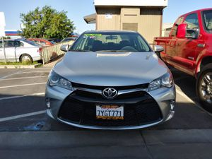 2017 Toyota Camry for Sale in Manteca, CA