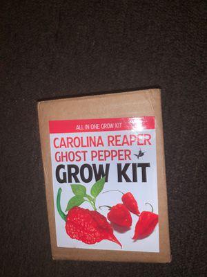 Carolina Reaper Ghost Pepper- Grow Kit for Sale in Los Angeles, CA