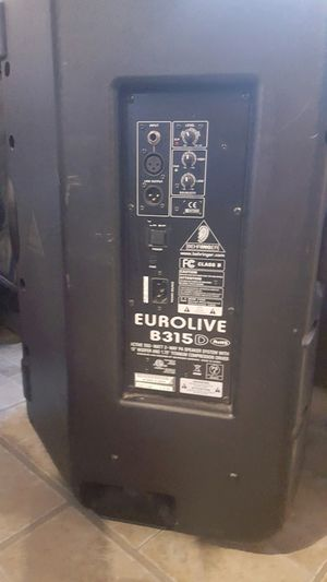 DJ Turntable equipment with case for Sale in WARRENSVL HTS, OH