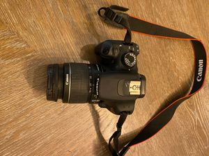 Canon EOS Rebel T5 for Sale in Los Angeles, CA