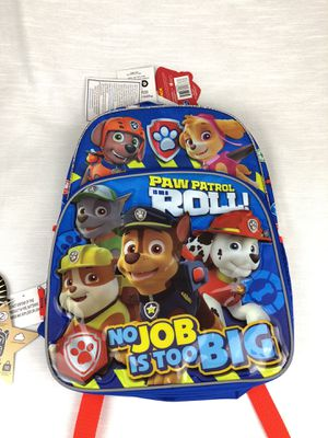 Paw Patrol Kids Backback/Thermo/Lap Desk/Lunchbox for Sale in Bolingbrook, IL