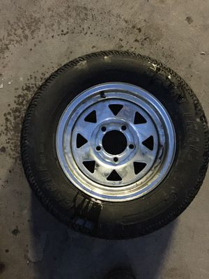 Trailer Tire for Sale in Highland, CA