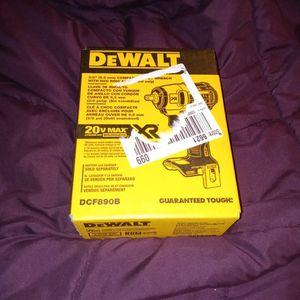 """Dewalt 3/8"""" Compact Impact Cordless Wrench (Tool Only) for Sale in San Jose, CA"""