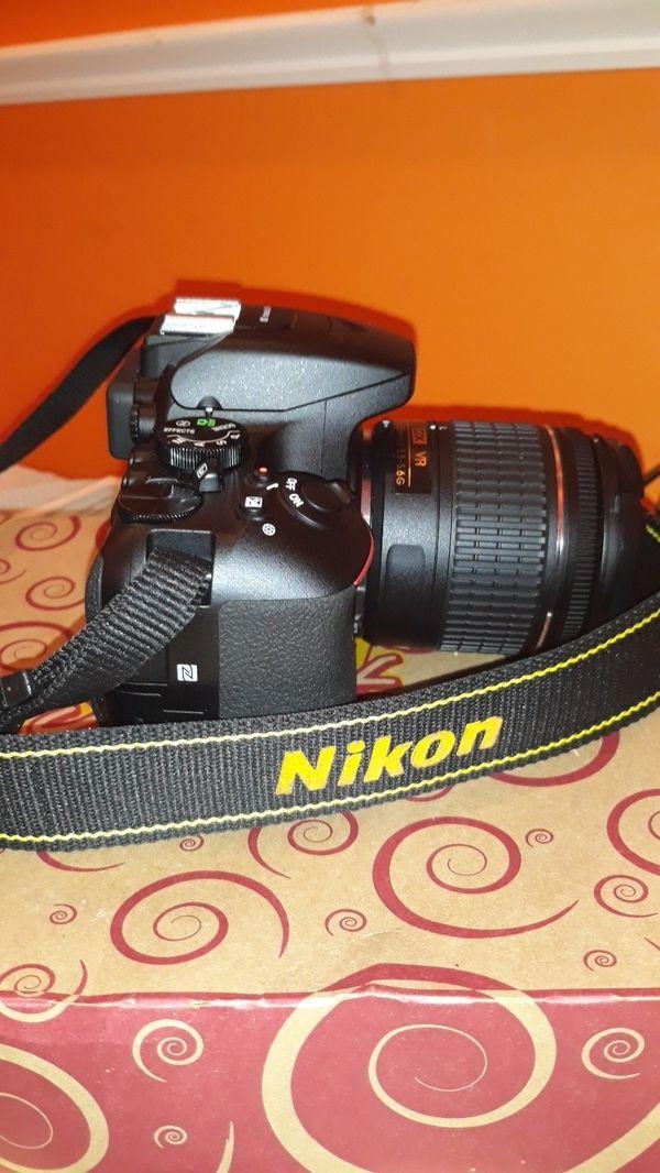 Nixon camera D56000 <new>