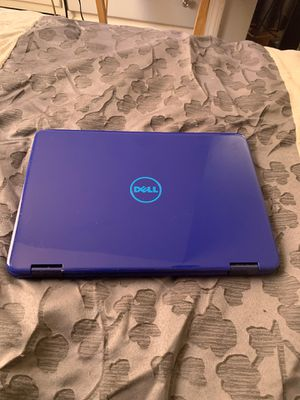 Dell Inspiron 11 blue for Sale in Bridgeport, CT