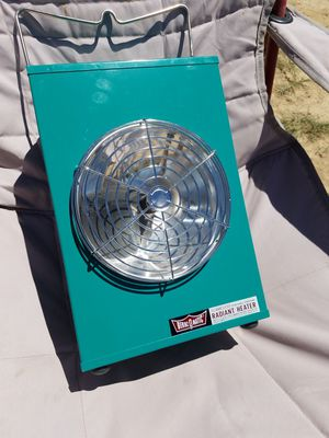 Vintage camping heater for Sale in Evergreen, CO
