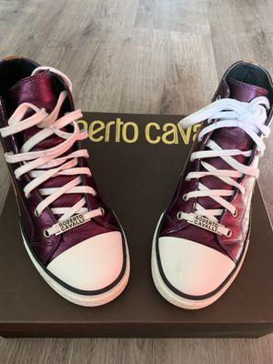 Roberto cavalli sneakers for Sale in Garden Grove, CA