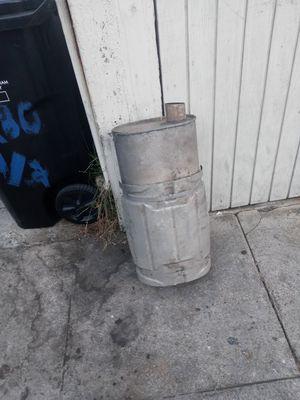 Gmc sierra muffler. Silverado muffler for Sale in Los Angeles, CA