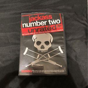 Jackass 2 DVD for Sale in Buffalo, NY