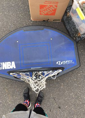Basketball hoop to go on garage for Sale in Portland, OR