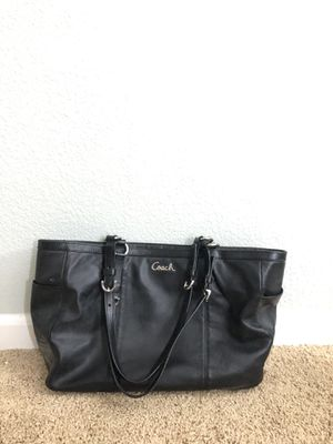 Coach Large Purse/Laptop/Diaper Bag for Sale in Tracy, CA