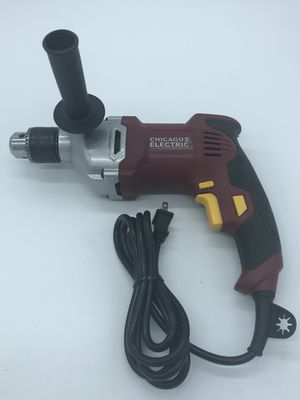 Chicago Electric 1/2 inch Variable Speed Heavy Duty Drill for Sale in Palmdale, CA