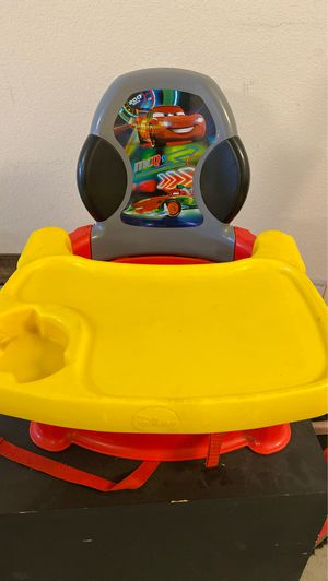 Cars High Chair / Feeding Chair for Sale in Eastvale, CA