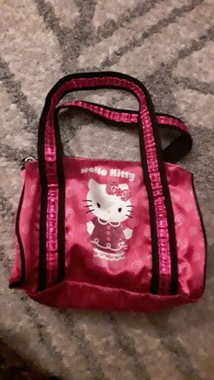 Hello Kitty Pink Purse for Sale in Lake Park, NC