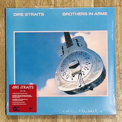 Dire Straits Vinyl Record 180gram - Please Observe All Pictures - List Of Songs In Pictures - New Sealed for Sale in Normandy Park,  WA
