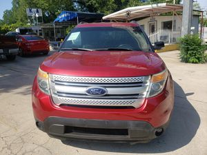 Ford explorer 2014 xlt for Sale in Dallas, TX