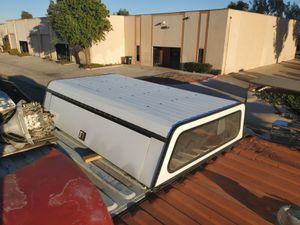 Camper shell with tool boxes for Sale in San Diego, CA