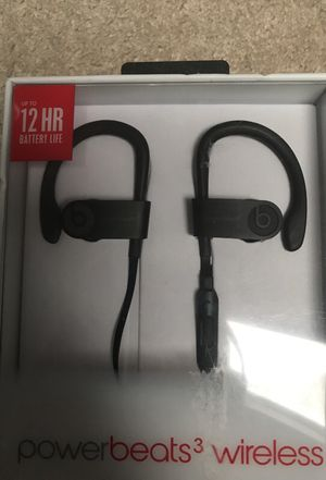 Powerbeats 3 for Sale in Saint Paul, MN