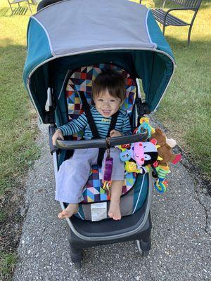 Chico (Bravo)Baby stroller + car seat 💺 set. for Sale in Novi, MI