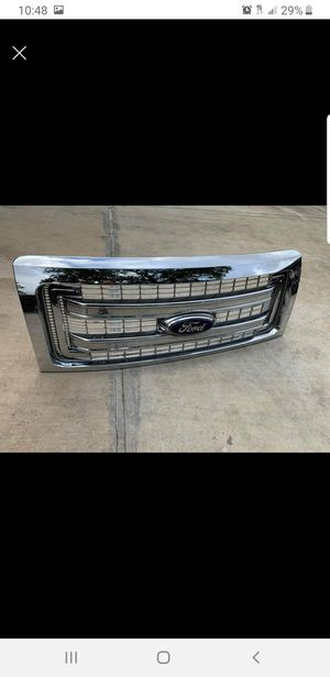 Grille f150 2013 for Sale in Irving, TX