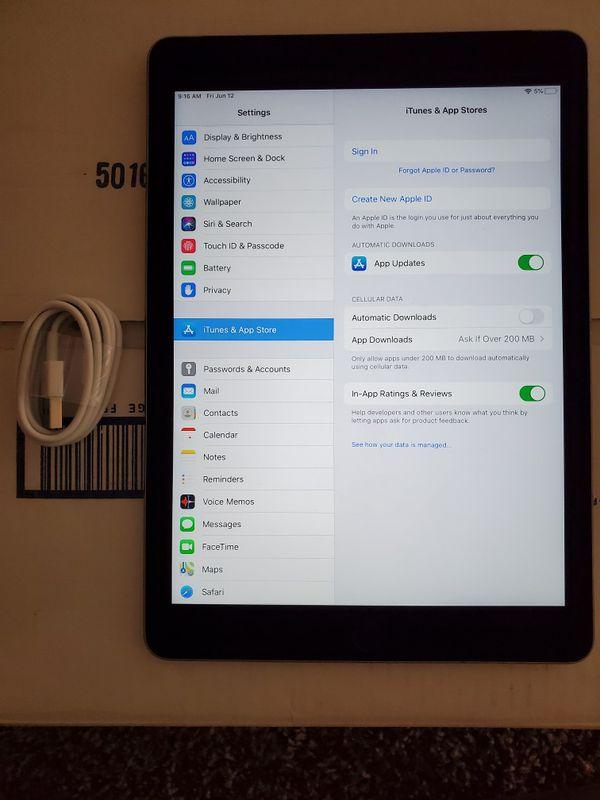 Ipad air iCloud unlocked