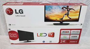 "LG 24"" LED HD TV for Sale in Las Vegas, NV"