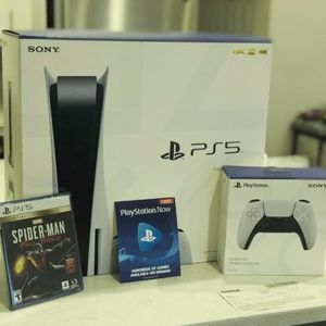 NEW Sony PS5 Playstation 5 Disc for Sale in Cape Coral, FL