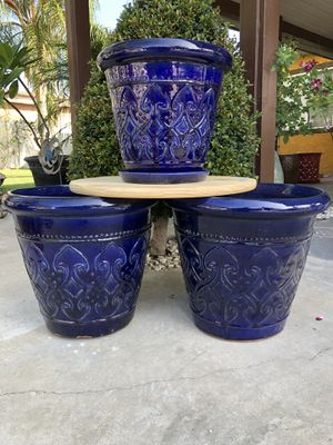 Plant pots for Sale in Ontario, CA