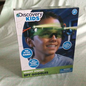 DISCOVERY KIDS/NIGHT VISION GOGGLES,,, for Sale in Santee, CA