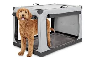 Dog soft crate size 42 for Sale in Houston, TX