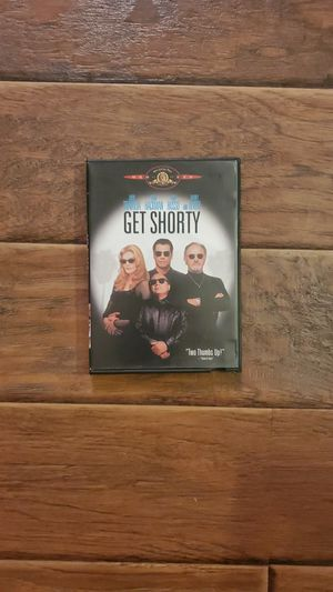 DVD - Get Shorty for Sale in San Clemente, CA