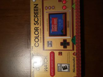 Nintendo Game & Watch Super Mario New for Sale in Vancouver,  WA