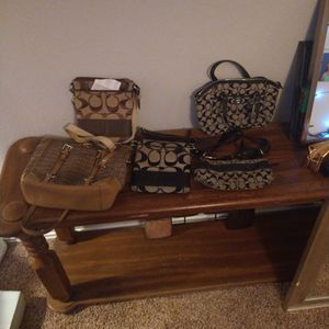 Coach Purse for Sale in Leander, TX