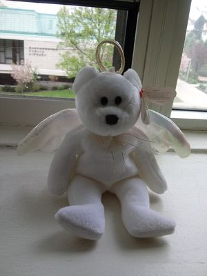 ****BEANIE BABIE 1998 TY 'HALO' RARE MINT CONDITION**** for Sale in Yonkers, NY