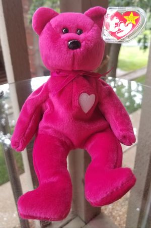 Ultra Rare Beanie Babie With Errors - Valentina for Sale in St. Louis, MO