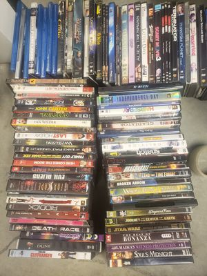 Dvd/blueray for Sale in Savannah, GA