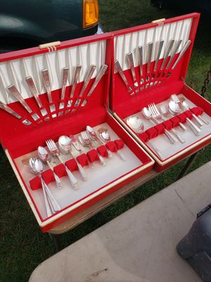 Silverware sets for Sale in East Windsor, CT