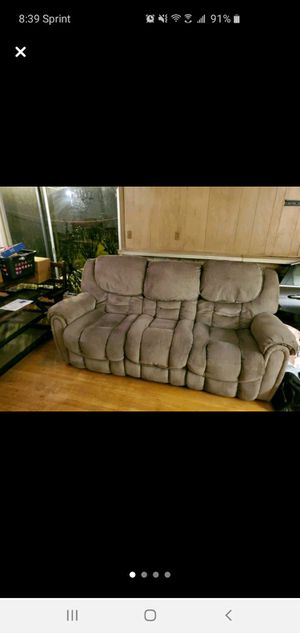 Motorized Reclining Couch for Sale in Columbus, OH