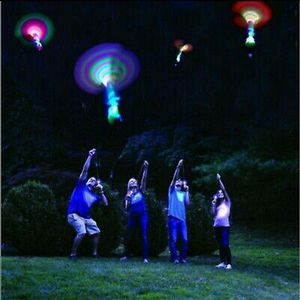 Glow in the Dark Led Flyer Slingshot Helicopter: Great for the 4th of July for Sale in Chula Vista, CA