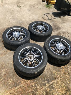 18 in rim for Sale in San Bernardino, CA
