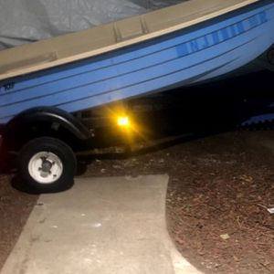 10ft Boat For Sale & Trailer for Sale in Queens, NY